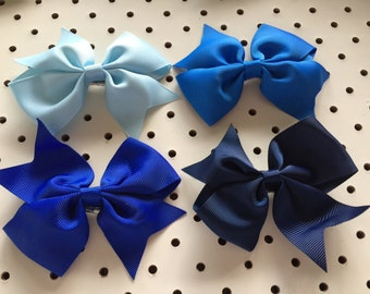 Ribbon Bows with Clips