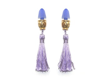 Tassel Earplugs - Audrey Hepburn in Breakfast at Tiffany's