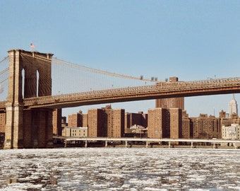 NYC // Brooklyn Bridge