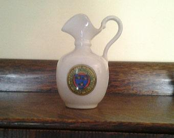 Sweet little Pitcher / Celtic Porcelain