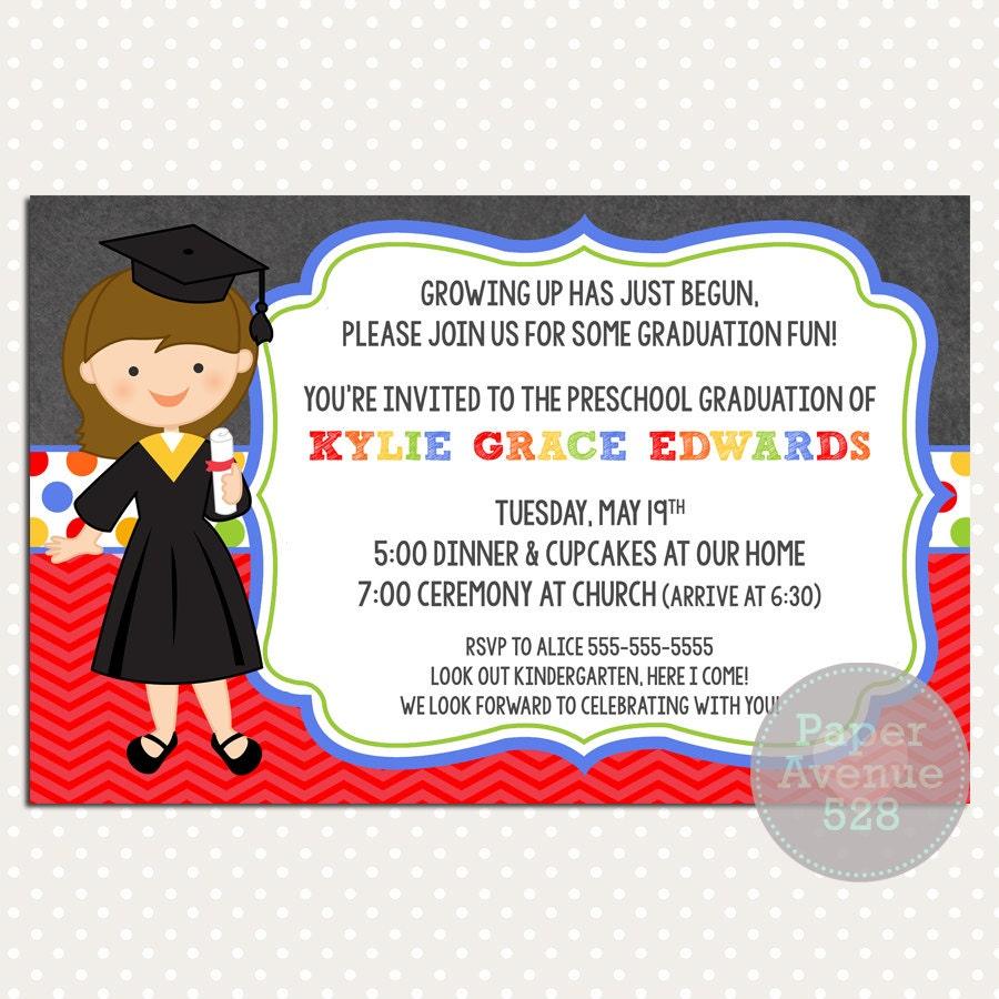preschool invite  etsy, Quinceanera invitations