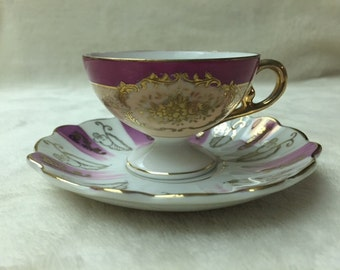 Royal London Espresso Cup & Saucer -