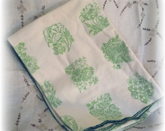 Tablecloth embroidery starter cloth