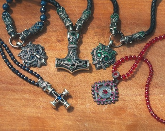 Necklaces to order