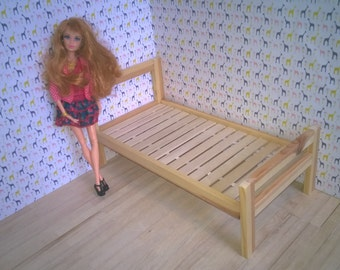 Barbie Normal Size Bed