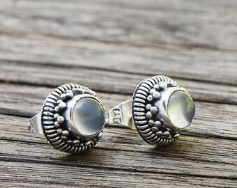 Bali Sterling Silver Stud Earrings