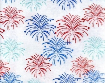 Riley Blake Fireworks from the Star Spangled Collection