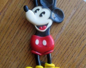 Mickey Mouse Walt Disney World Back Scratcher