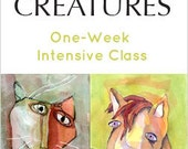 Online Class - Imaginary Creatures