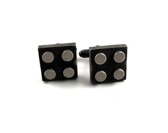 2X2 Building Block Cuff Links