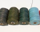 Waxed Linen -  Lot of 6 colors