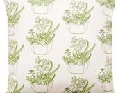 NEW 16x16 plant pillow
