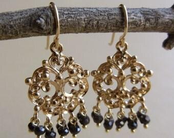Spinel Chaya Earrings