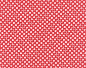 Daysail - Buoy in Red: sku 55105-11 cotton quilting fabric by Bonnie and Camille for Moda Fabrics - 1 yard