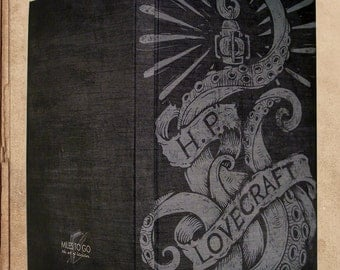 H.P. Lovecraft Cthulhu Hardcover Journal - 160 pages lined/blank