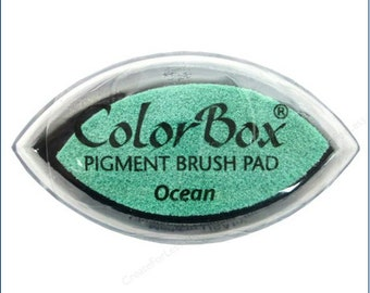 ColorBox Cat's Eye PIGMENT Ink Pad - OCEAN
