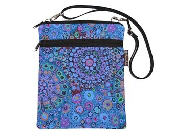 iPad bag Netbook Bag iPad Case iPad Sleeve iPad Cover Ipad 4 3 2 1 / Tablet TRAVEL BAG / adjustable shoulder strap /  Murano Glass