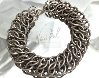 GSG Chainmaille Tutorial (Great Southern Gathering)