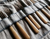 Marshall Field & Company Forks and Knife Set