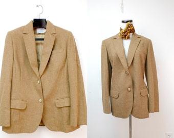 PENDLETON . vintage sports jacket . size 36 . made in USA