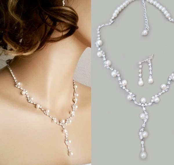 wedding jewelry set bridesmaid jewelry set bridesmaid