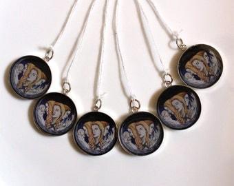 SABBATICAL SALE: Brighid pendants