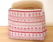 Charming High Quality Linen Multi-purpose Pouch