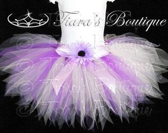 Tutu Skirt for Girls, Babies, Toddlers, Tweens, Design Your Own Custom Tutu, Sewn Pixie Tutu for Birthdays, Dance, Flower Girls, Photo Props