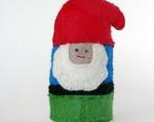 PDF SEWING PATTERN - Darling Dwarves Stuffies - waldorf stuffed toy, santa, dwarf sewing pattern, forest gnome, pincushion pattern, stuffed