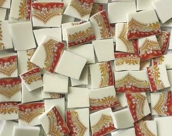 Mosaic Tiles--Celestine-100 Tiles