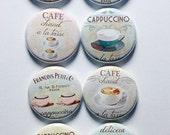 Vintage Cappuccino Flair