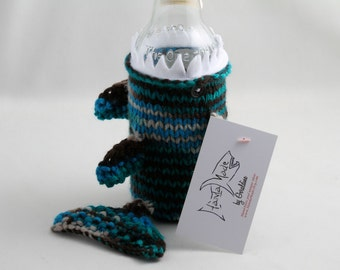 Shark Week - Monster Shark - for your Soda Can - Tropical Storm -Multi color -Fathers Day