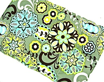 Microwave Heat Pack-Back Pain Relief Pack Extra Large Hot/Cold Therapy-Heating Pad-Natural Heat Pack,Floral, Gift Idea