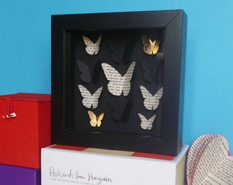 Small Butterfly Collection