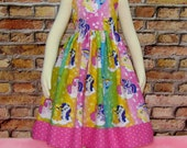 My Little Pony  Dress, Girl Dress, Toddler Dress, Birthday Girl Dress, Party Dress, Little Girl Dress, Fall Dress, Pony Dress
