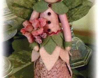Tutorial creating a clay Garden Angel