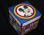 Photo Box - Giggling Mickey