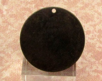 Vintaj Round Blank, 29 MM,  2 pc. V123