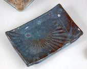 Soap Dish in Slate Blue - Made to Order