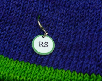 STITCHMARKERS for KNITTERS or CROCHETERS, Right Side/Wrong Side