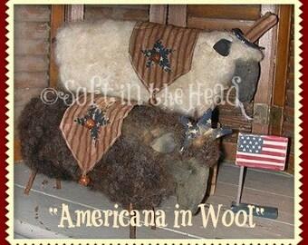 Americana in Wool E-Pattern