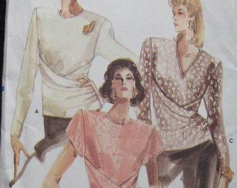 Vogue Misses Top Pattern 7130