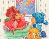 Strawberry Shortcake Coloring and Activity Book Berry Best Friends 1992
