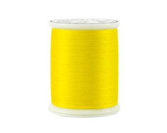 126 Simply Yellow - MasterPiece 600 yd spool by Superior Threads