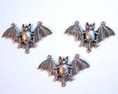 Bat Charms Pendants 3