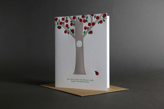 Father's Day Apple + Tree
