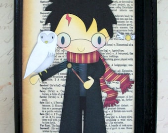 JoURnALS - HARRY POTTER characters - Choice of quantities and characters - free shipping -  HPJ 777564