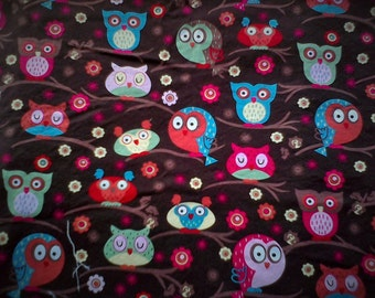 Sweet Tree Owls Shopping Cart Cover