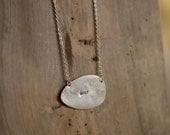Hammered Spoon Necklace - Soar - Perfect for Graduation