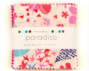 Paradiso Mini Charm Pack Moda